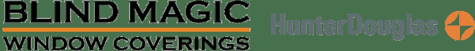 Blind-Magic Hunter-Douglas Logo
